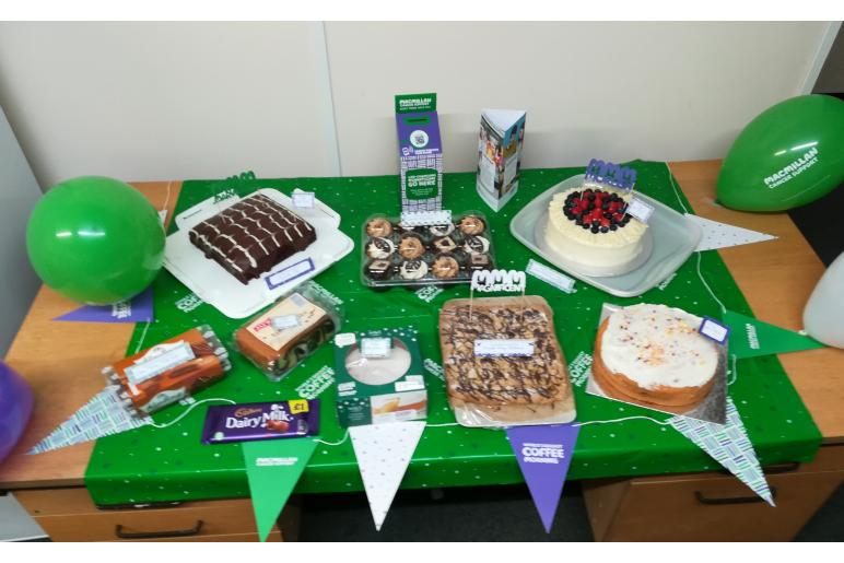 Coffee Morning Cakes!